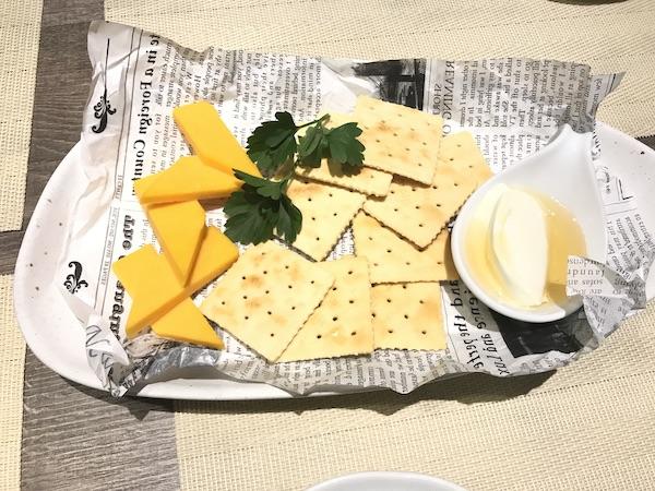 「ごっつぉ長岡店」の前菜